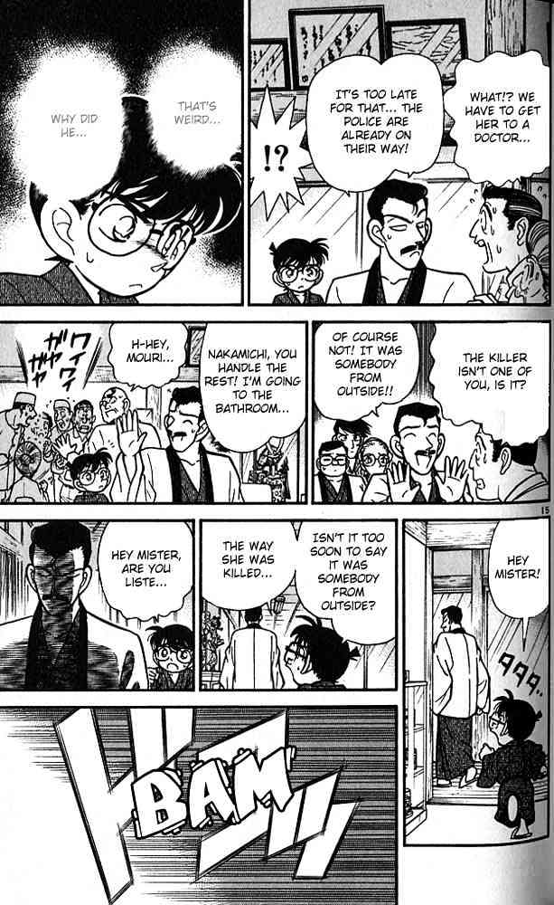 Detective Conan Chapter 85  Online Free Manga Read Image 15
