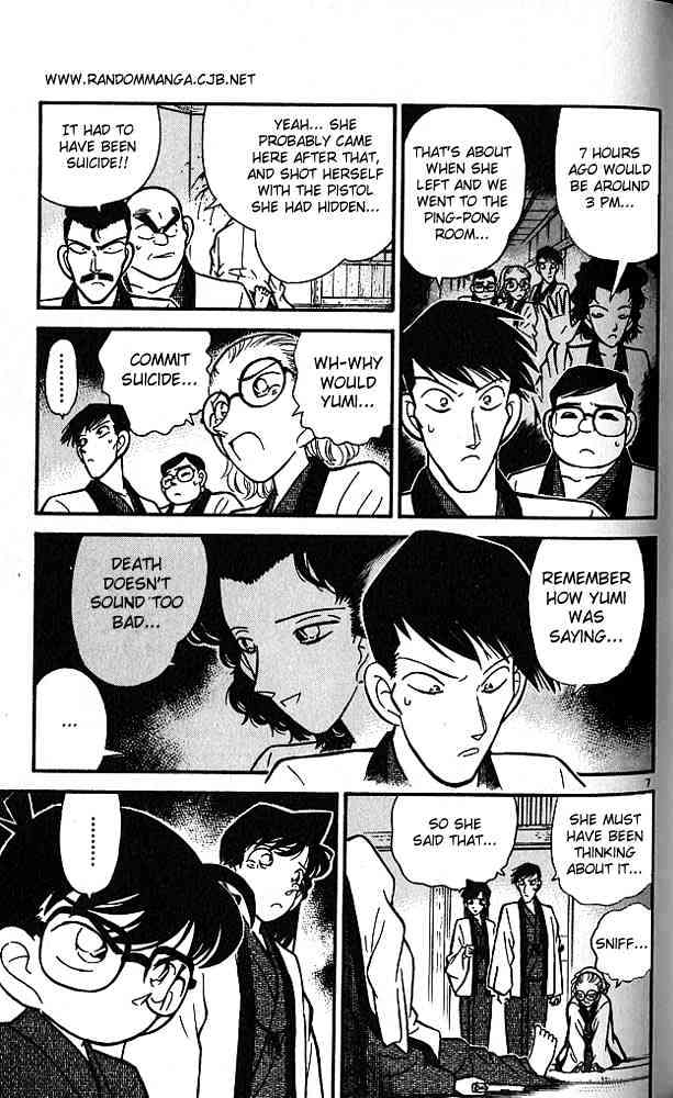 Detective Conan Chapter 85  Online Free Manga Read Image 7