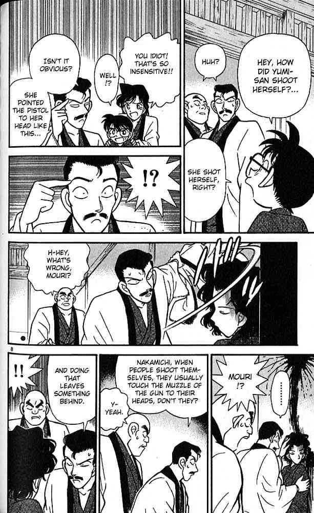 Detective Conan Chapter 85  Online Free Manga Read Image 8