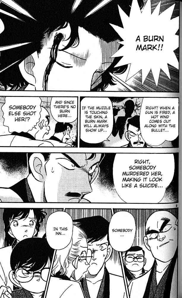 Detective Conan Chapter 85  Online Free Manga Read Image 9