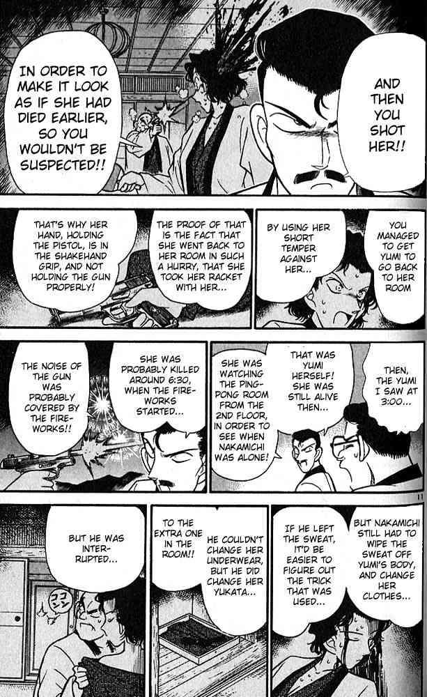 Detective Conan Chapter 86  Online Free Manga Read Image 10