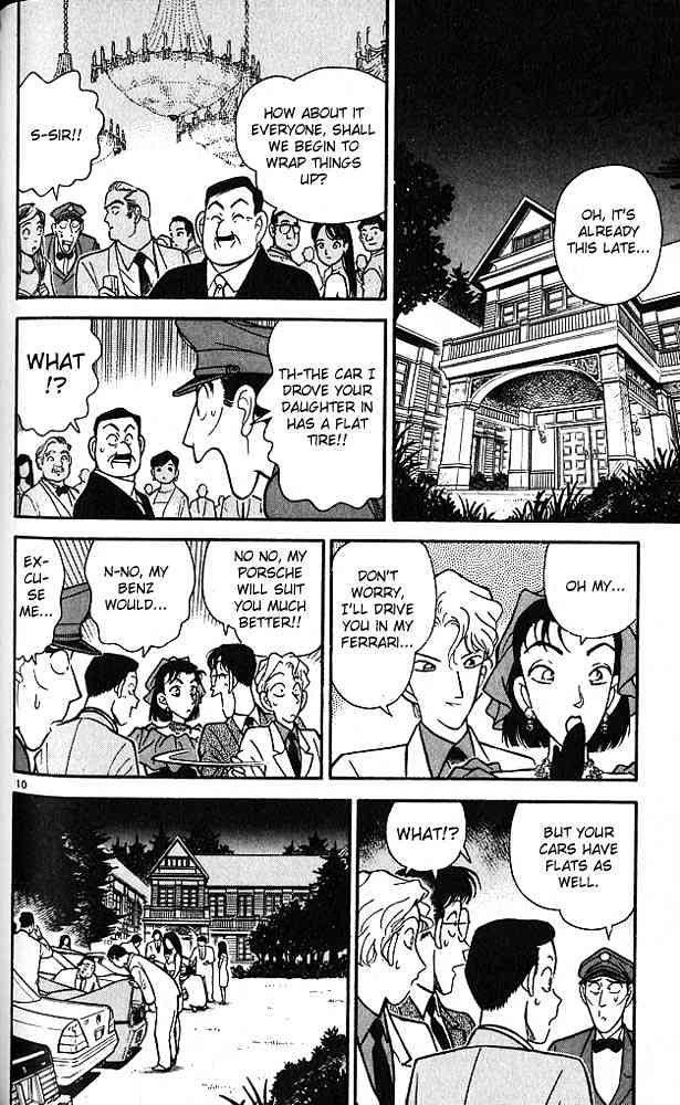Detective Conan Chapter 87  Online Free Manga Read Image 10