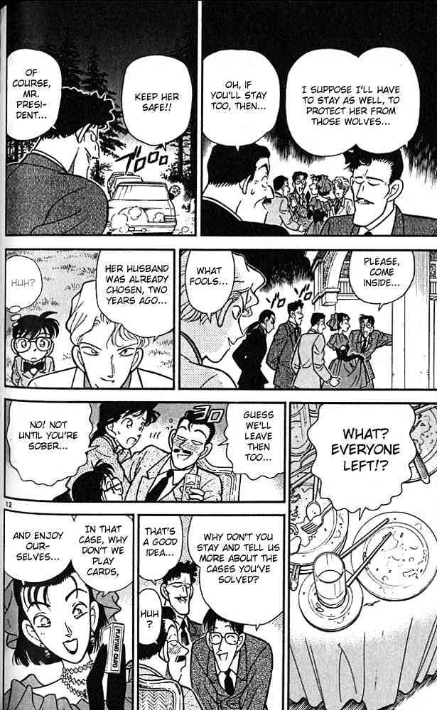 Detective Conan Chapter 87  Online Free Manga Read Image 12