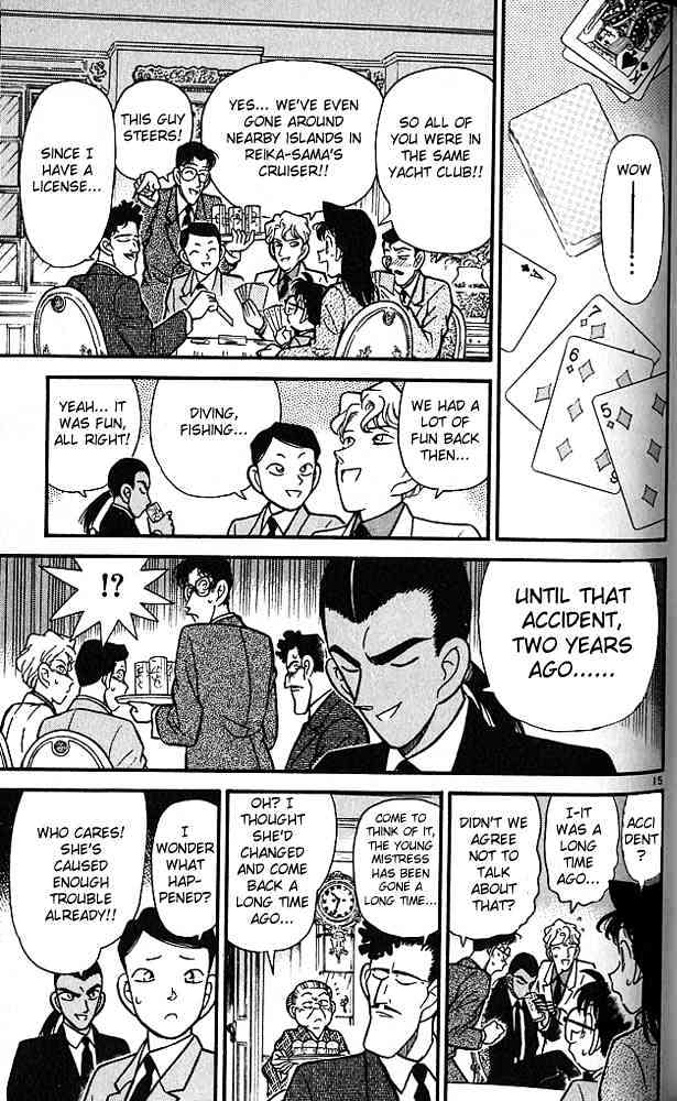 Detective Conan Chapter 87  Online Free Manga Read Image 15