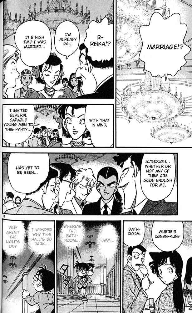 Detective Conan Chapter 87  Online Free Manga Read Image 8