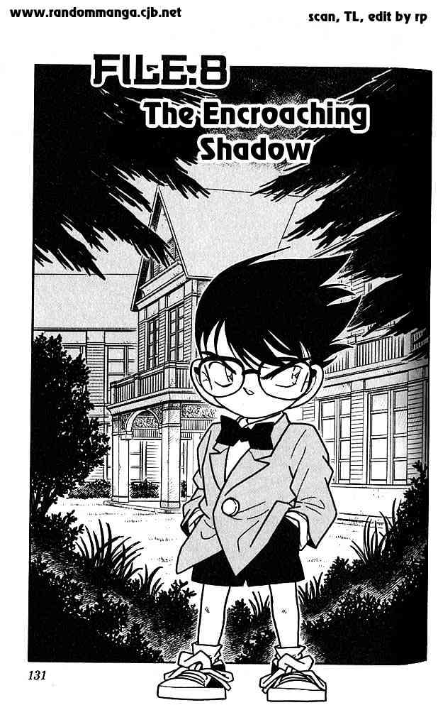 Detective Conan Chapter 88  Online Free Manga Read Image 1