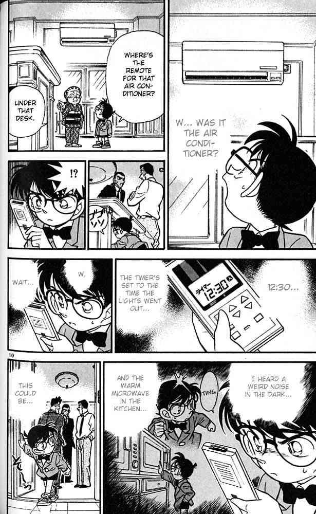 Detective Conan Chapter 89  Online Free Manga Read Image 10
