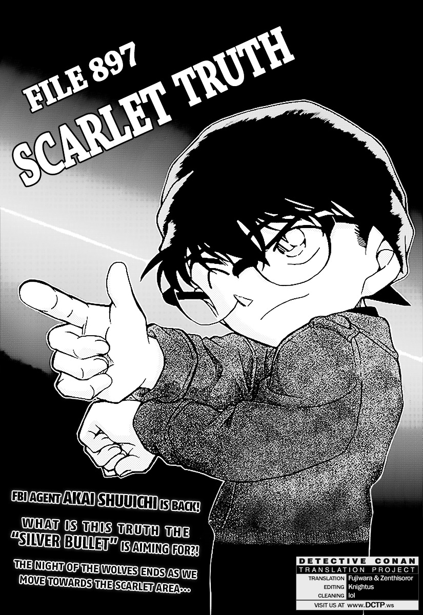 Detective Conan Chapter 897  Online Free Manga Read Image 2