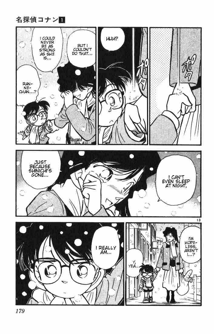 Detective Conan Chapter 9  Online Free Manga Read Image 13