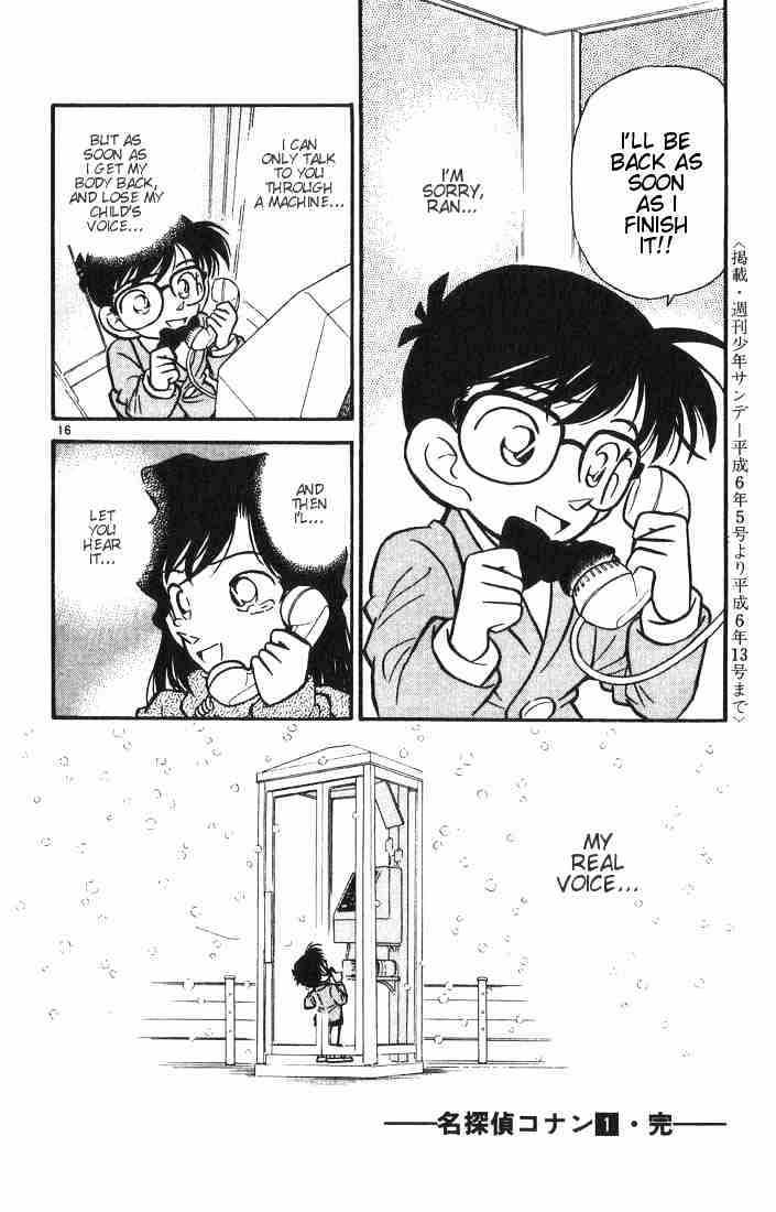 Detective Conan Chapter 9  Online Free Manga Read Image 16