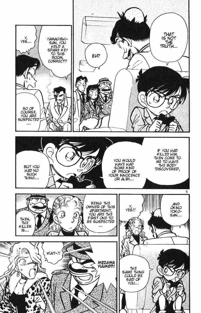 Detective Conan Chapter 9  Online Free Manga Read Image 5