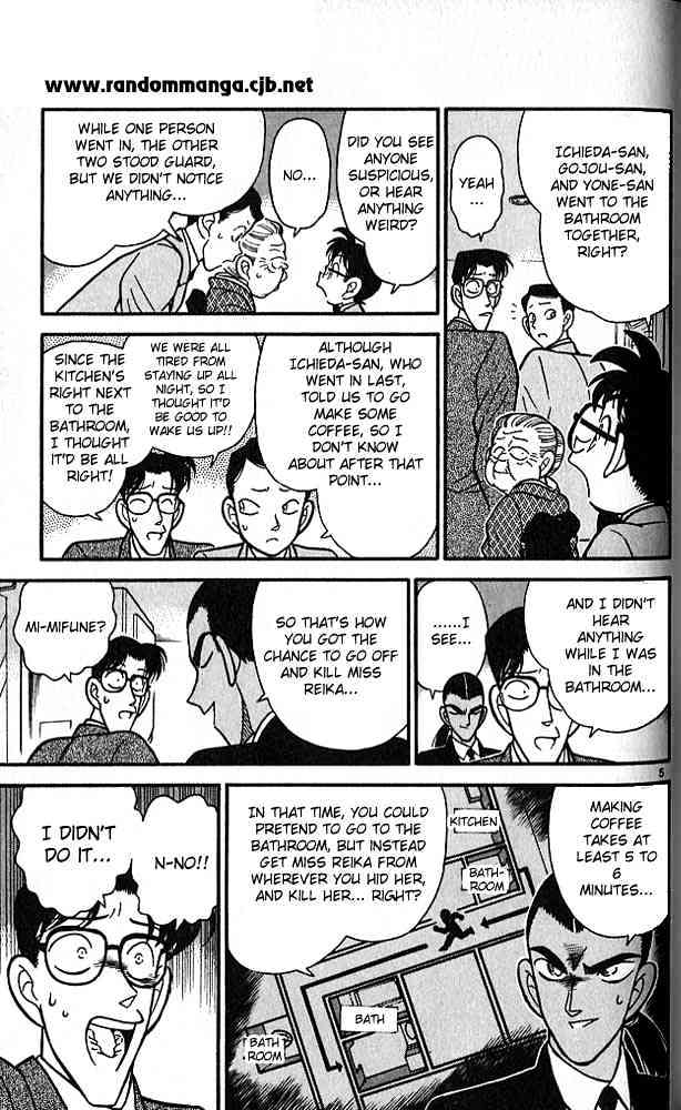 Detective Conan Chapter 90  Online Free Manga Read Image 5
