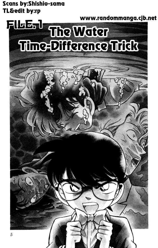 Detective Conan Chapter 91  Online Free Manga Read Image 3