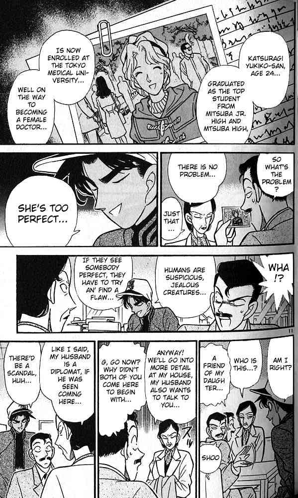 Detective Conan Chapter 92  Online Free Manga Read Image 11