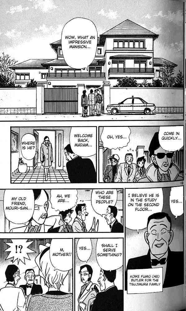 Detective Conan Chapter 92  Online Free Manga Read Image 13