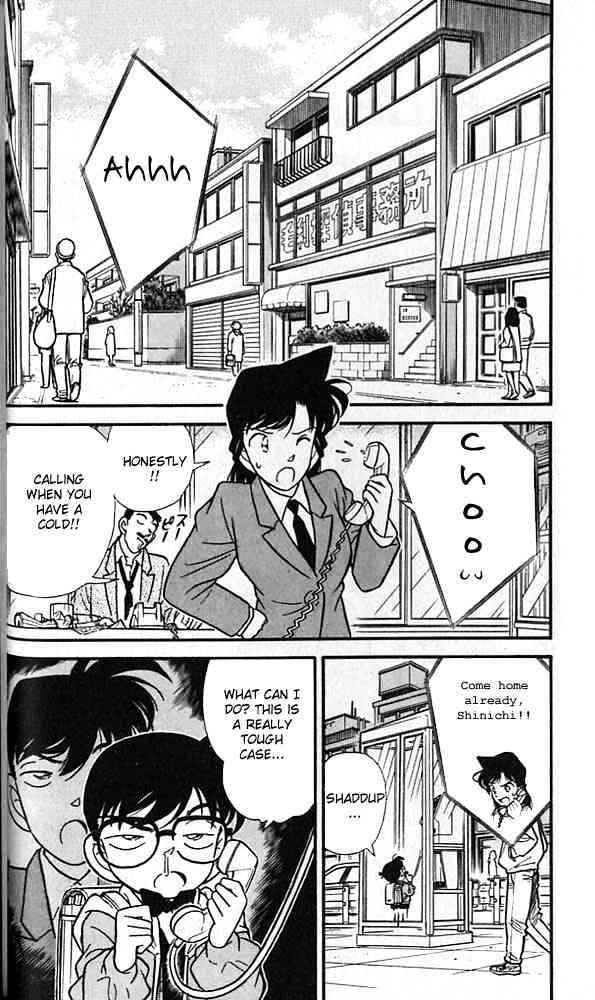 Detective Conan Chapter 92  Online Free Manga Read Image 2