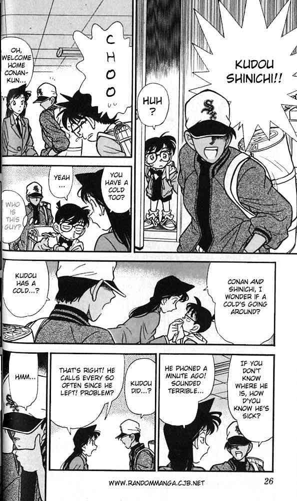 Detective Conan Chapter 92  Online Free Manga Read Image 4