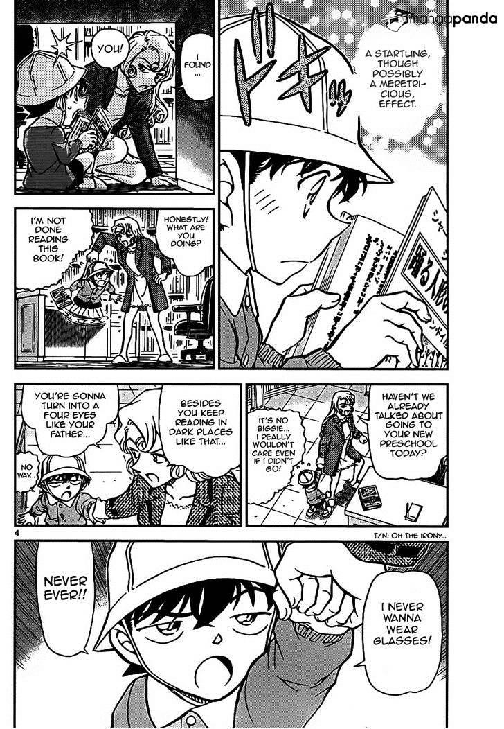 Detective Conan Chapter 923  Online Free Manga Read Image 4