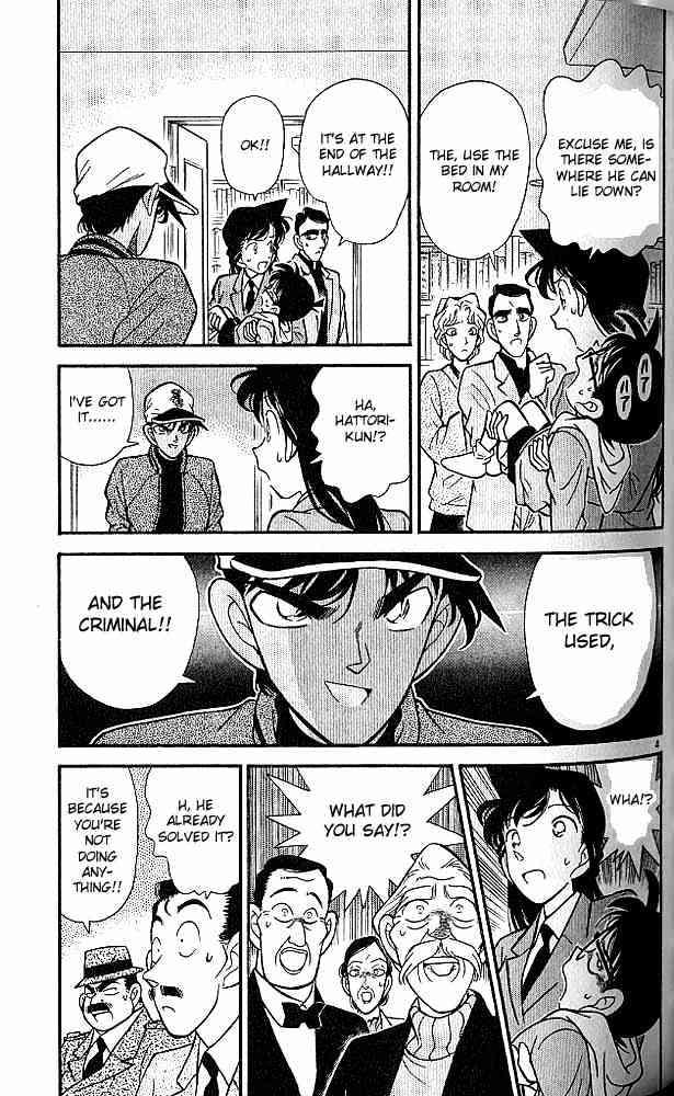 Detective Conan Chapter 94  Online Free Manga Read Image 4