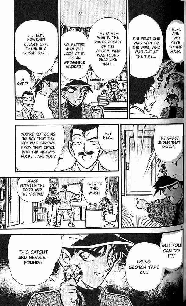 Detective Conan Chapter 94  Online Free Manga Read Image 6