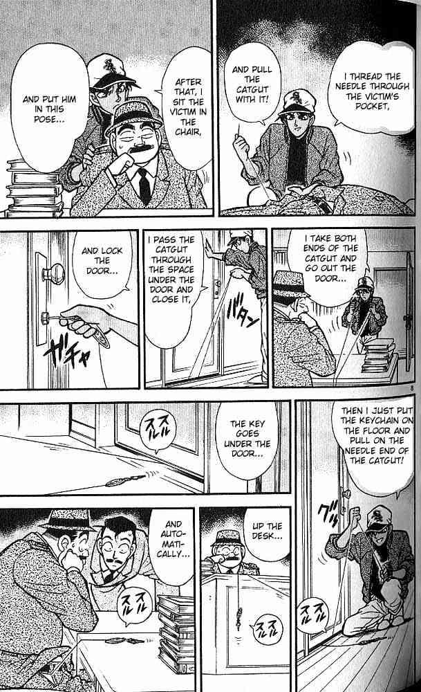 Detective Conan Chapter 94  Online Free Manga Read Image 8