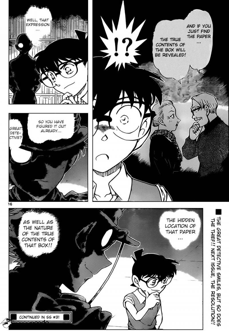 Detective Conan Chapter 964  Online Free Manga Read Image 16