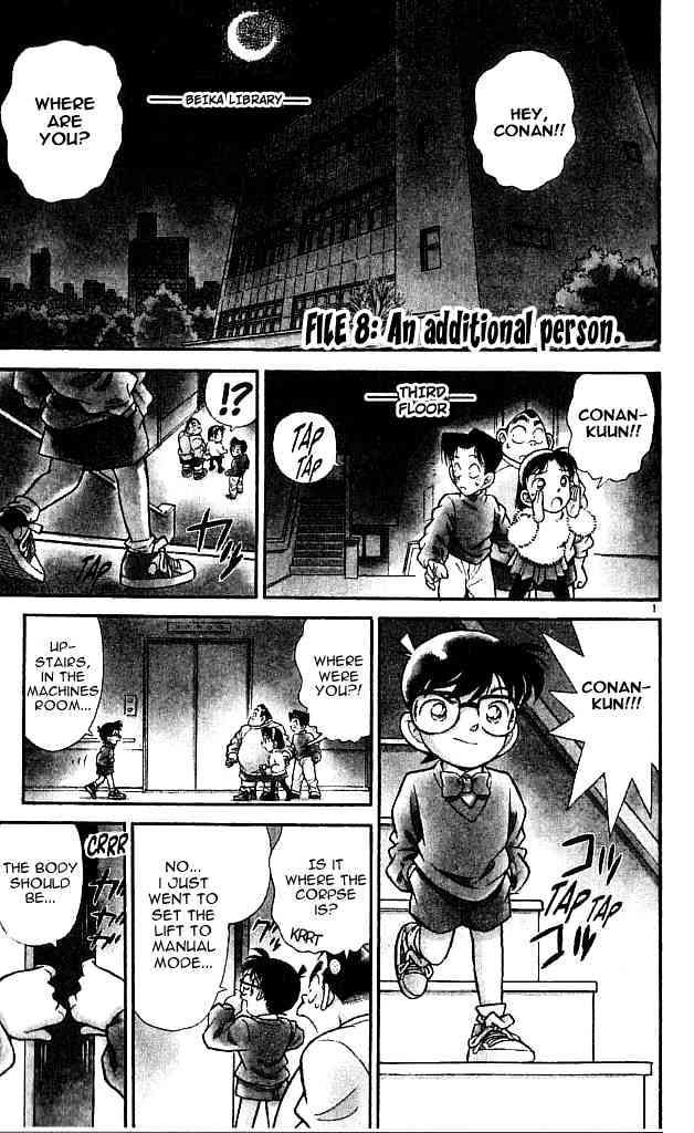 Detective Conan Chapter 98  Online Free Manga Read Image 1