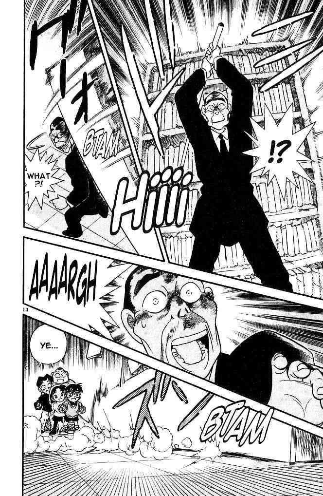 Detective Conan Chapter 98  Online Free Manga Read Image 13