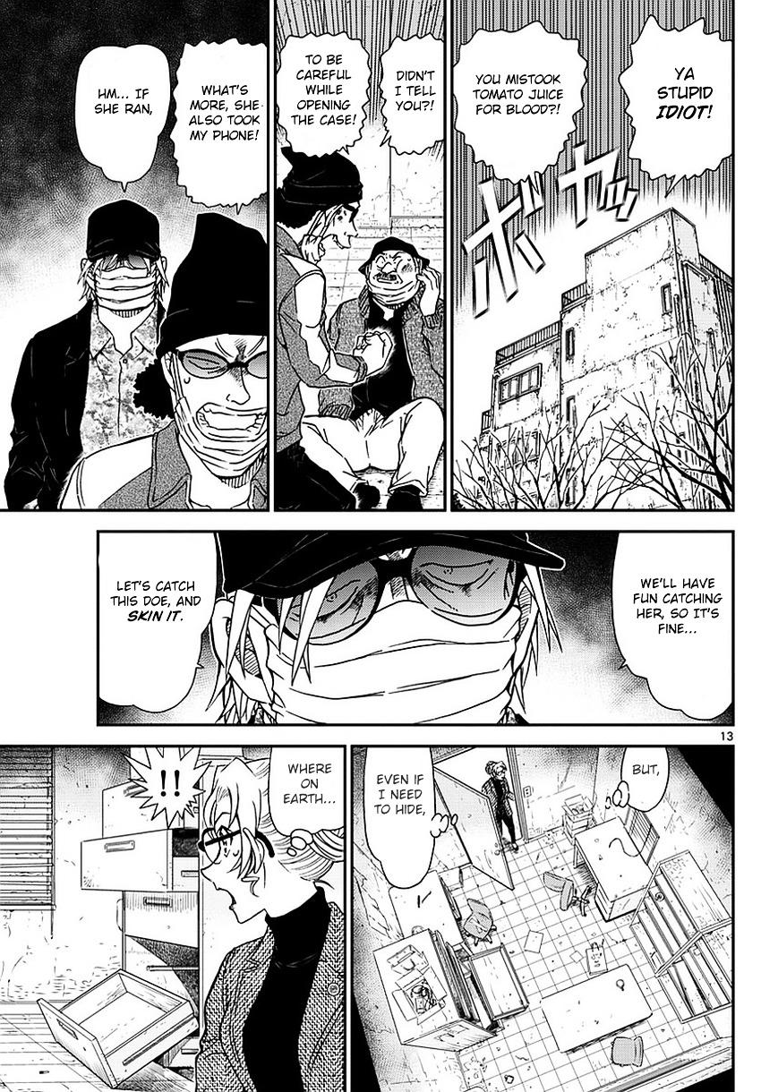 Detective Conan Chapter 984  Online Free Manga Read Image 14