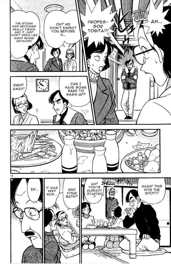 Detective Conan Chapter 99  Online Free Manga Read Image 14