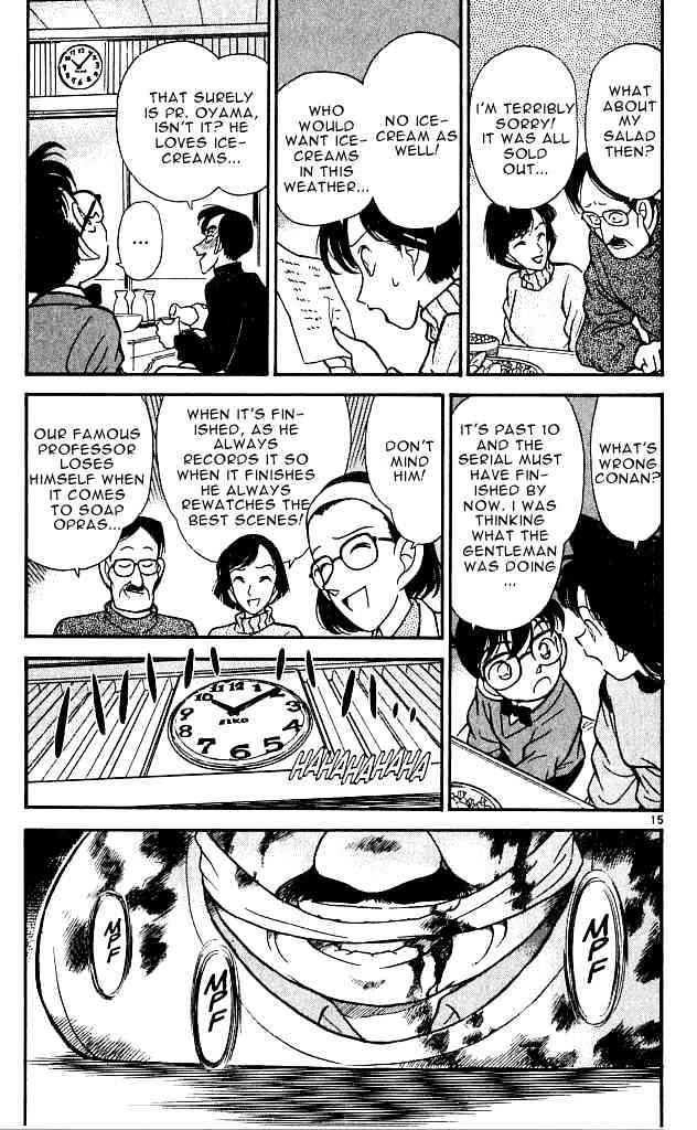 Detective Conan Chapter 99  Online Free Manga Read Image 15