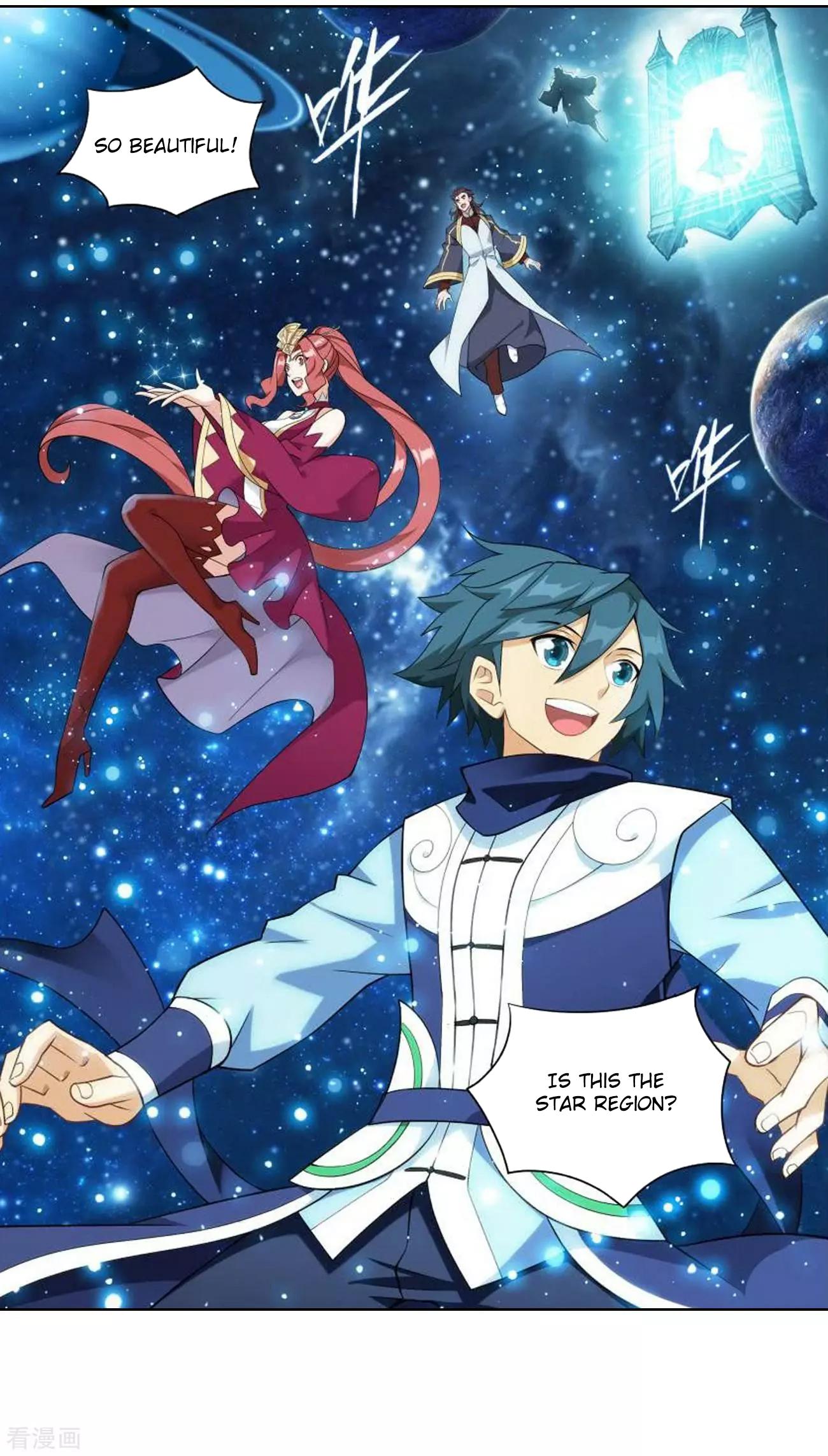 Doupo Cangqiong Chapter 285  Online Free Manga Read Image 3