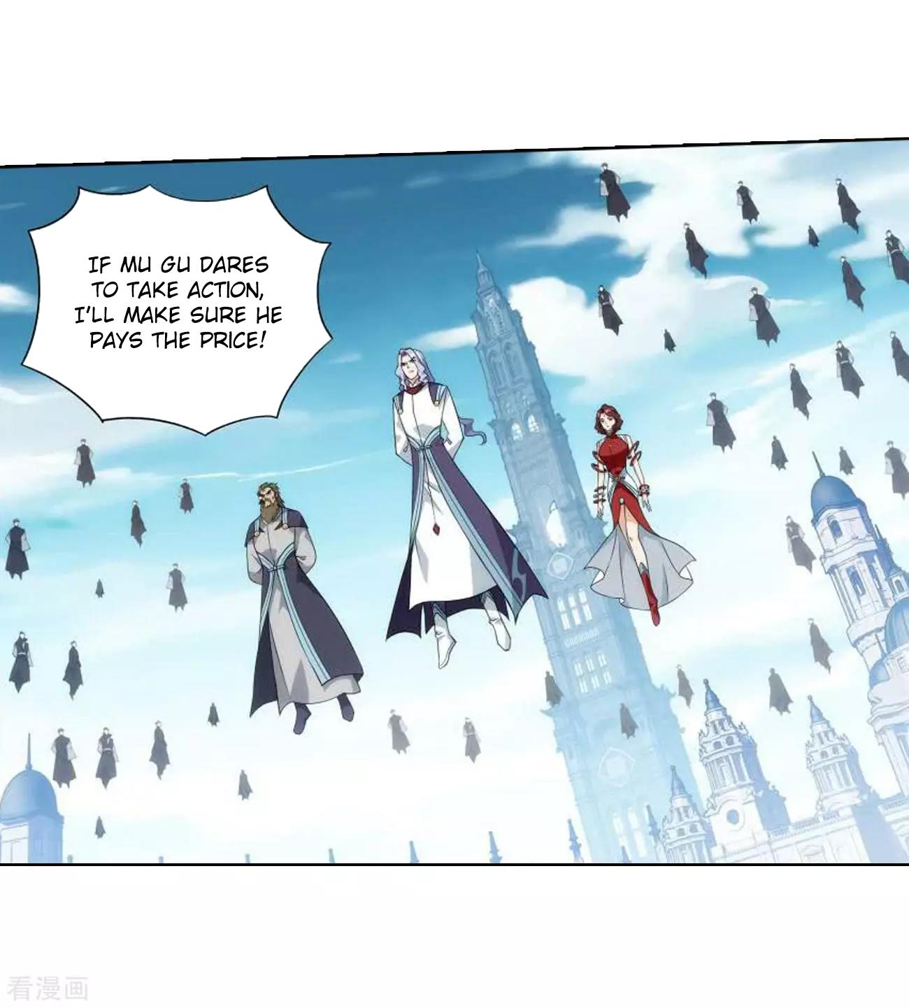 Doupo Cangqiong Chapter 285  Online Free Manga Read Image 30