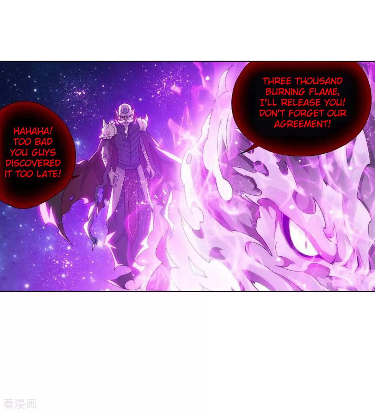 Doupo Cangqiong Chapter 285  Online Free Manga Read Image 40