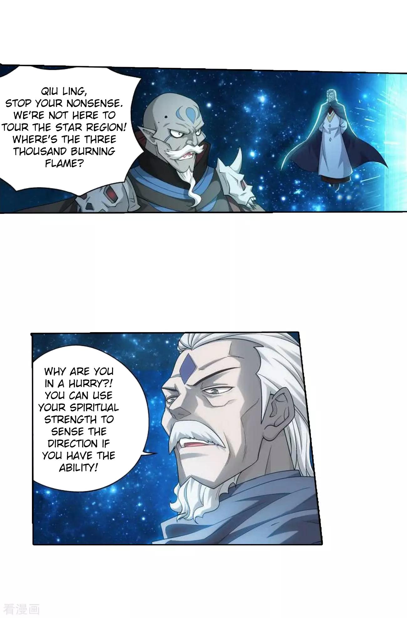 Doupo Cangqiong Chapter 285  Online Free Manga Read Image 5