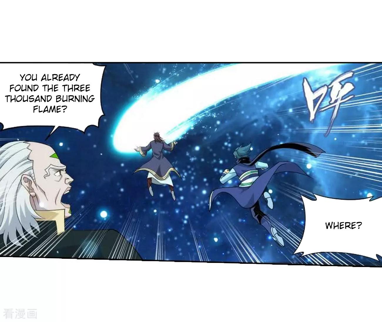 Doupo Cangqiong Chapter 285  Online Free Manga Read Image 8