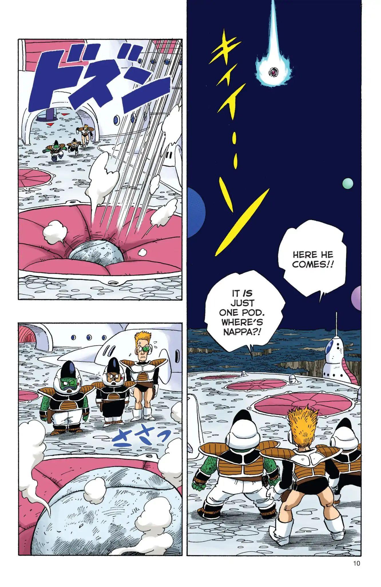 Dragon Ball Full Color Freeza Arc Chapter 1  Online Free Manga Read Image 11