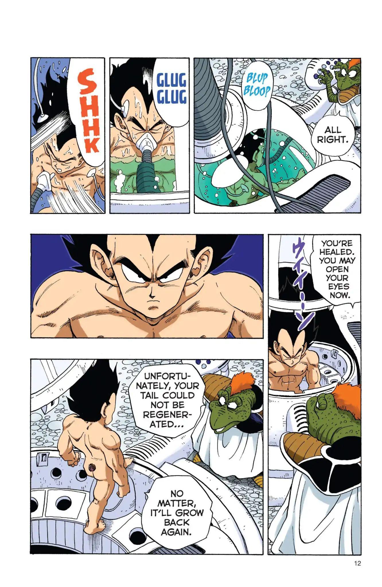 Dragon Ball Full Color Freeza Arc Chapter 1  Online Free Manga Read Image 13