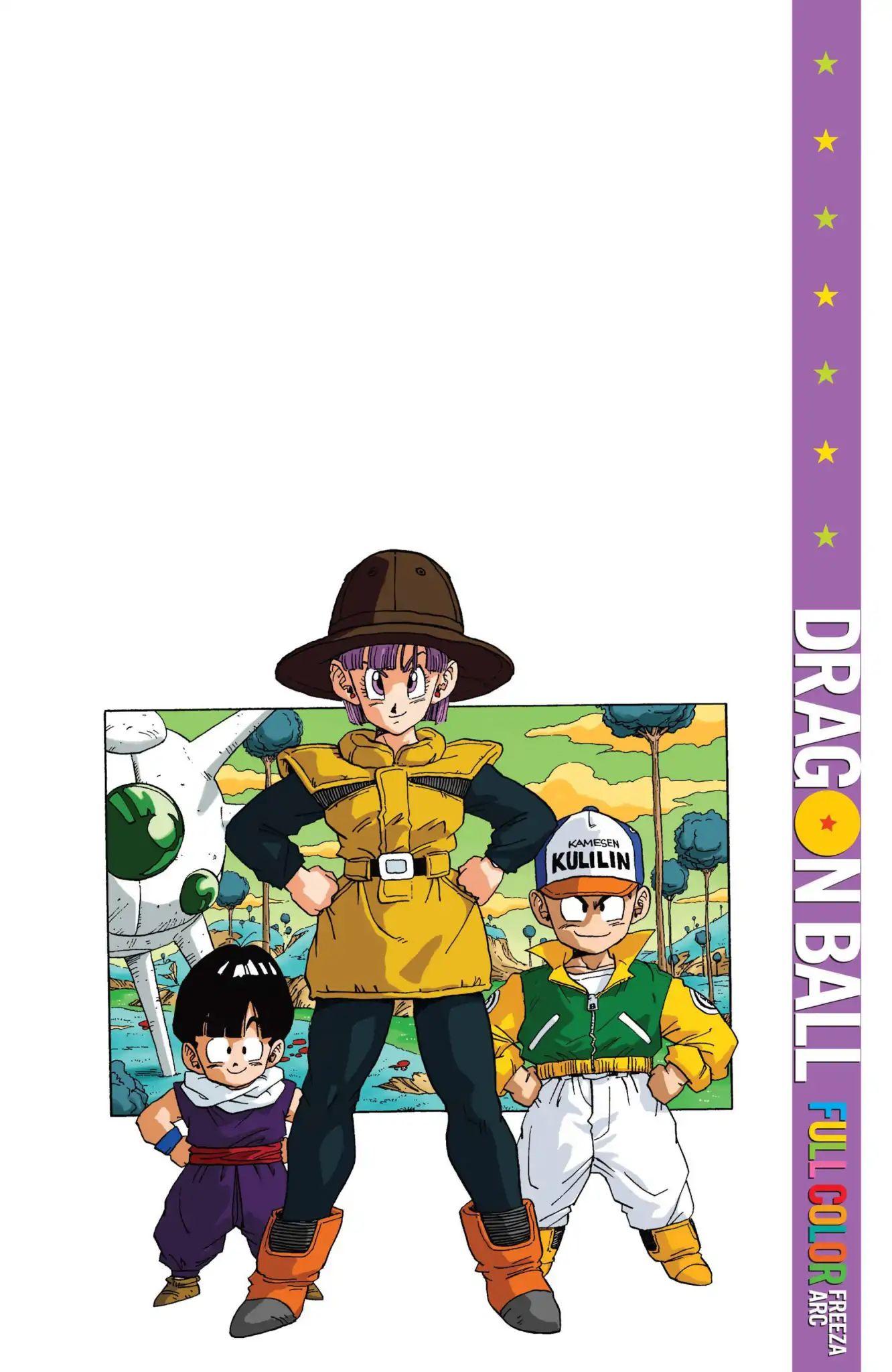 Dragon Ball Full Color Freeza Arc Chapter 1  Online Free Manga Read Image 19