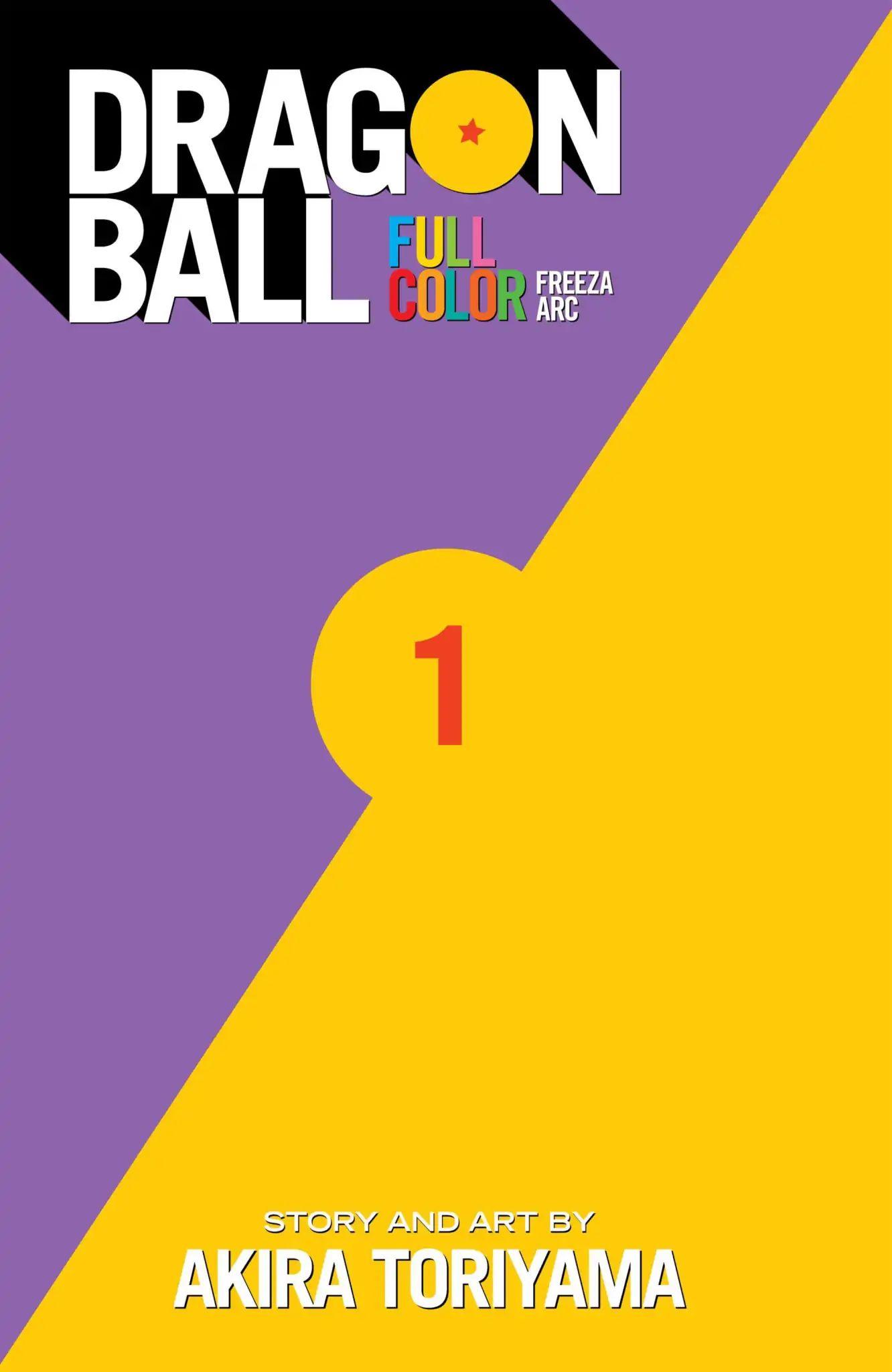 Dragon Ball Full Color Freeza Arc Chapter 1  Online Free Manga Read Image 2