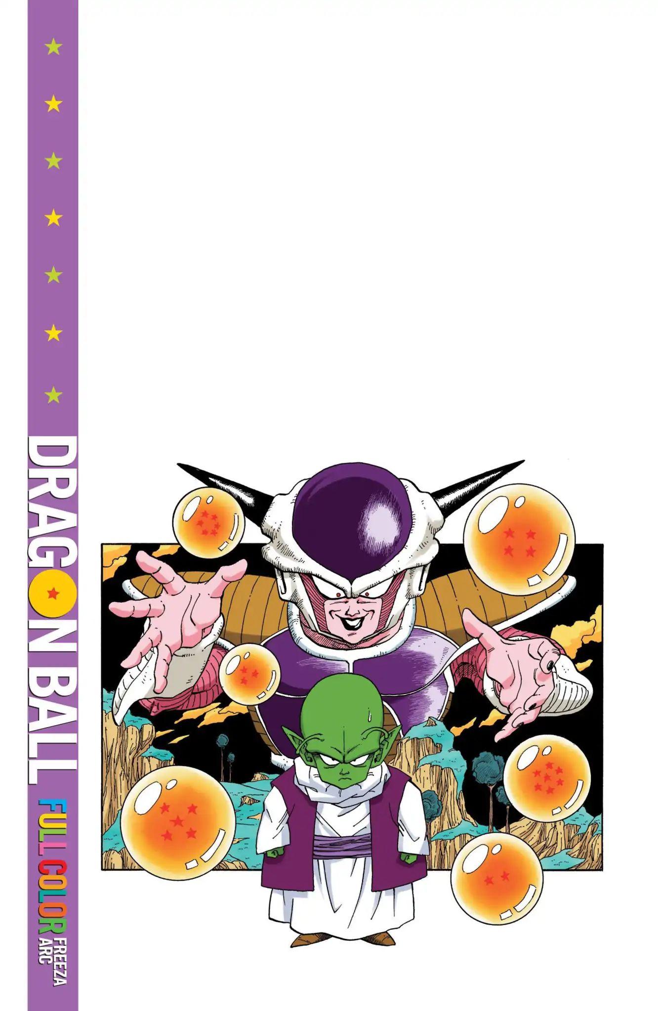 Dragon Ball Full Color Freeza Arc Chapter 1  Online Free Manga Read Image 4