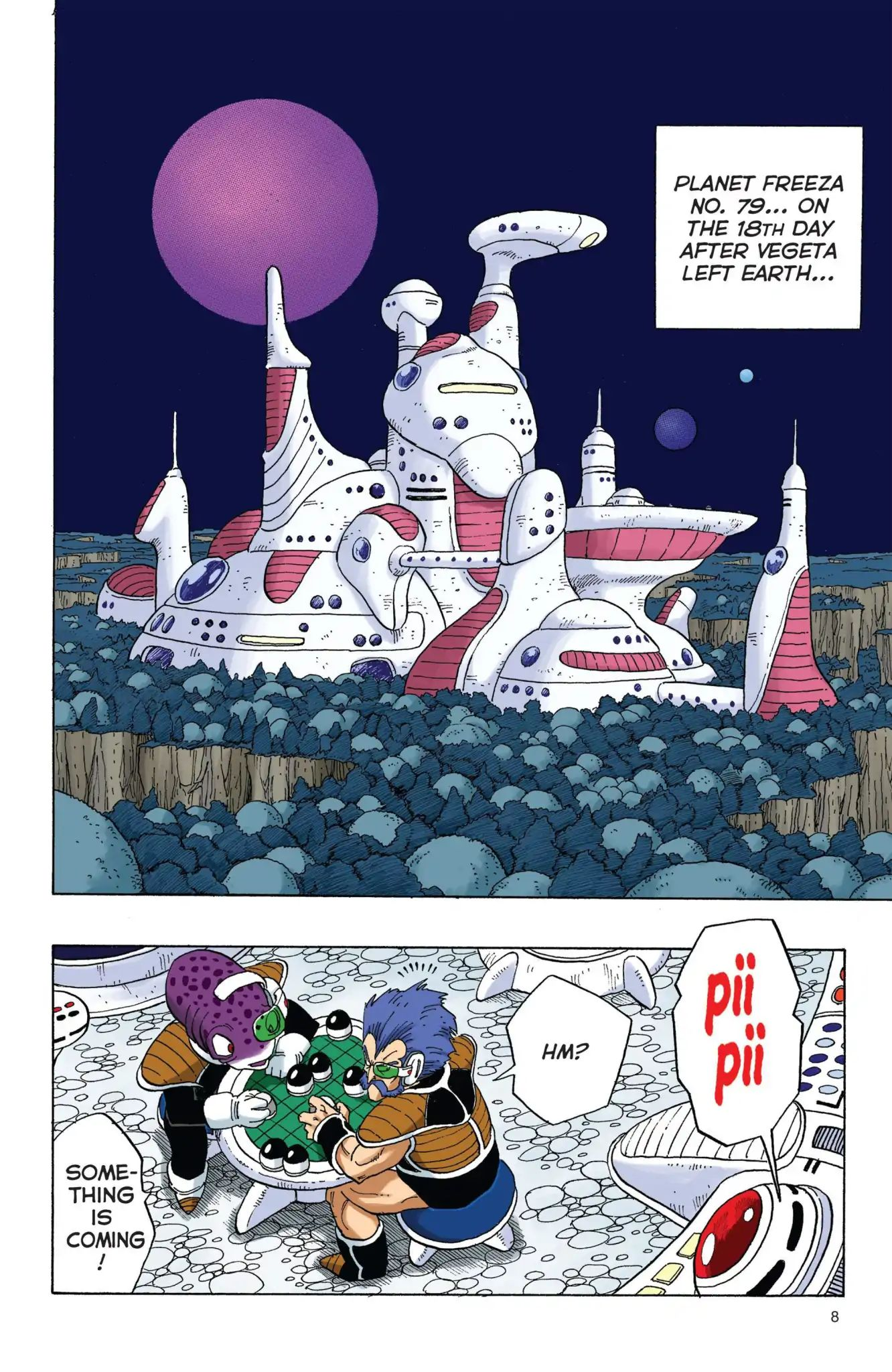 Dragon Ball Full Color Freeza Arc Chapter 1  Online Free Manga Read Image 9