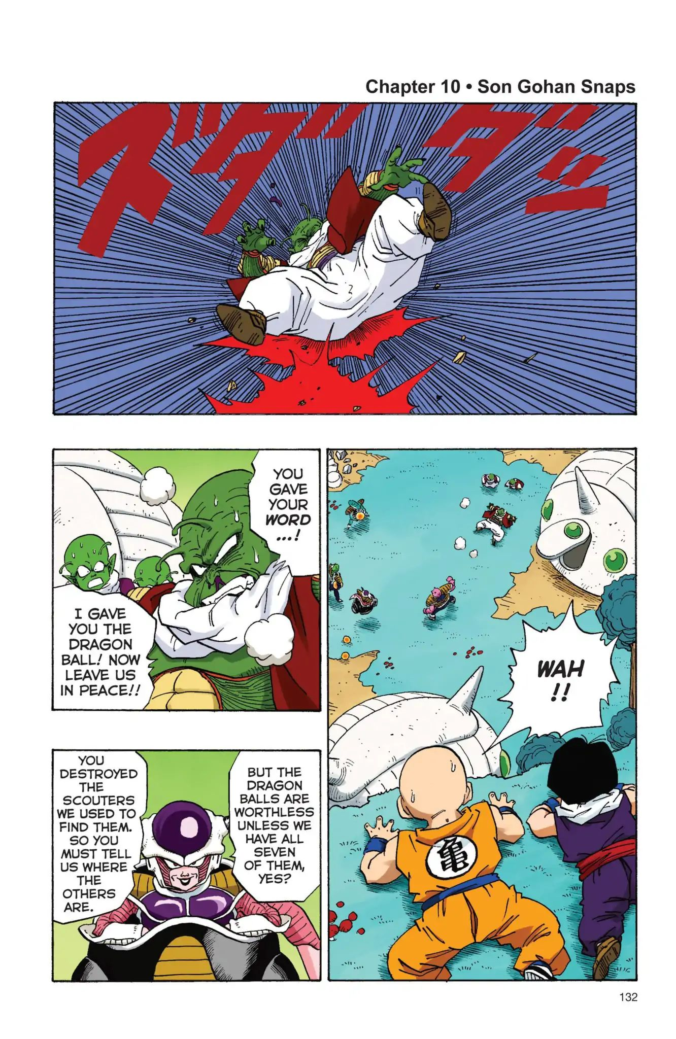Dragon Ball Full Color Freeza Arc Chapter 10  Online Free Manga Read Image 1