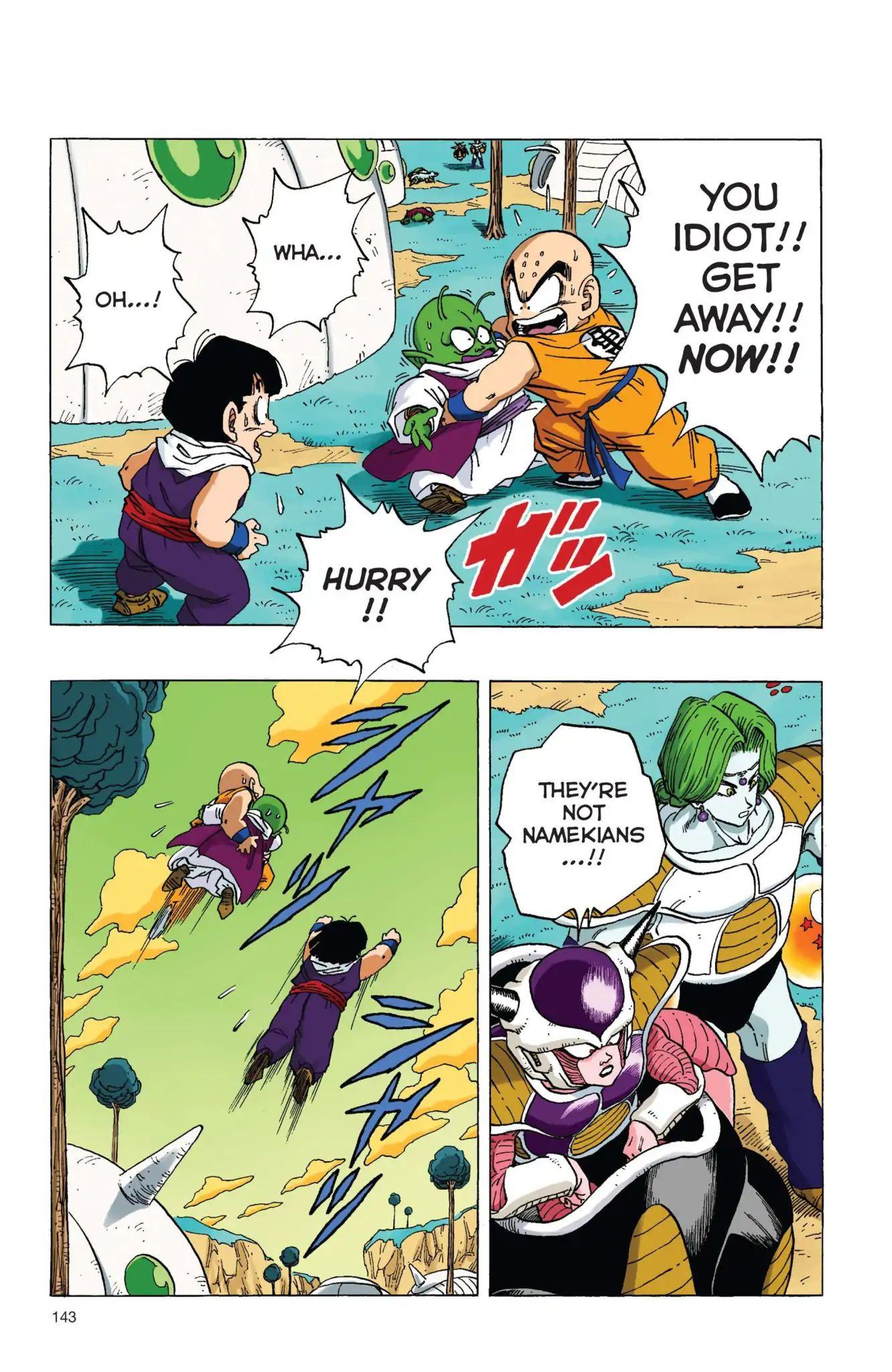 Dragon Ball Full Color Freeza Arc Chapter 10  Online Free Manga Read Image 12
