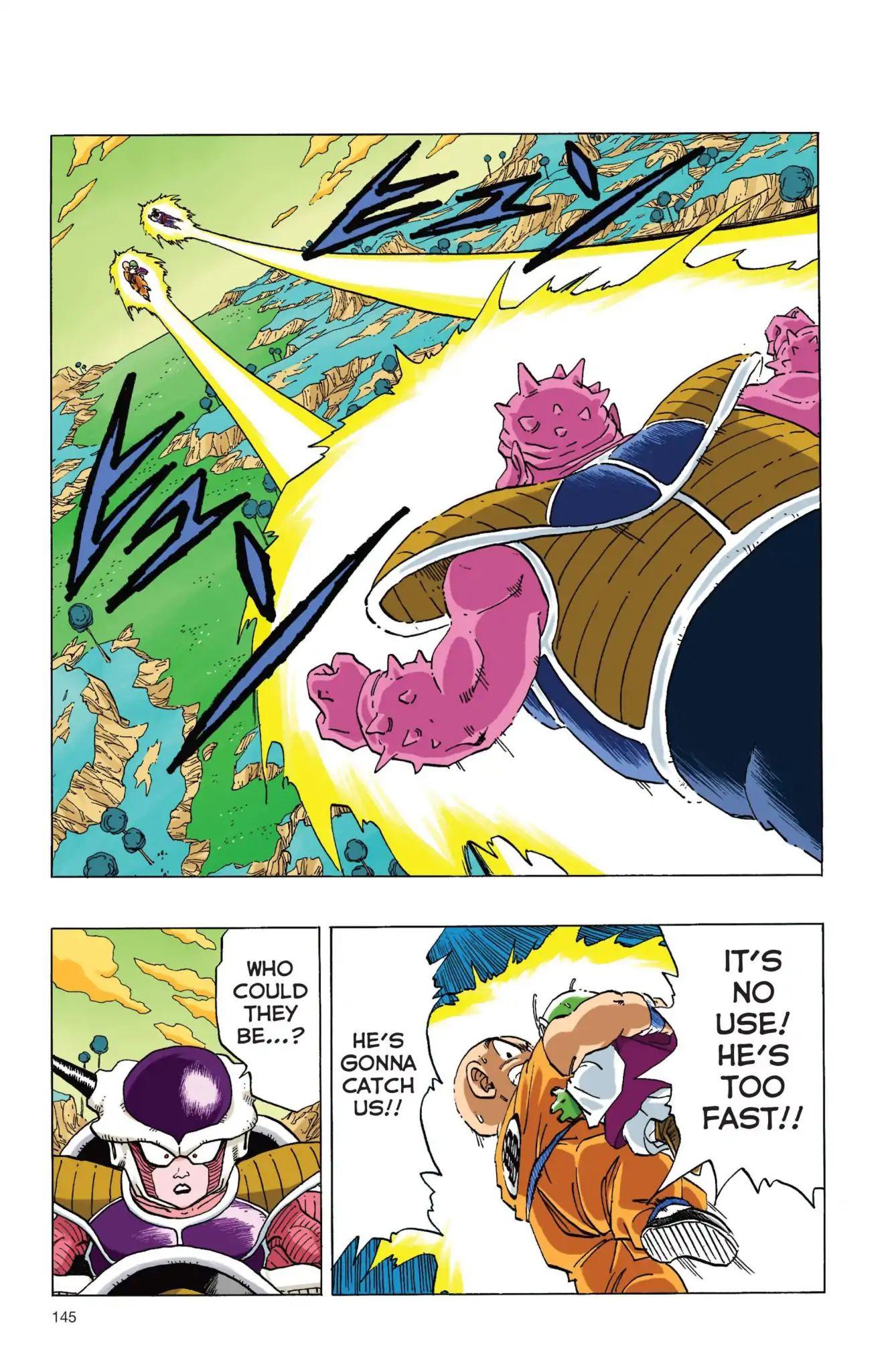 Dragon Ball Full Color Freeza Arc Chapter 10  Online Free Manga Read Image 14