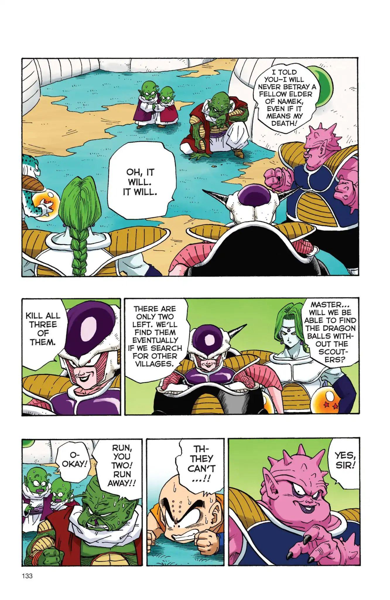 Dragon Ball Full Color Freeza Arc Chapter 10  Online Free Manga Read Image 2