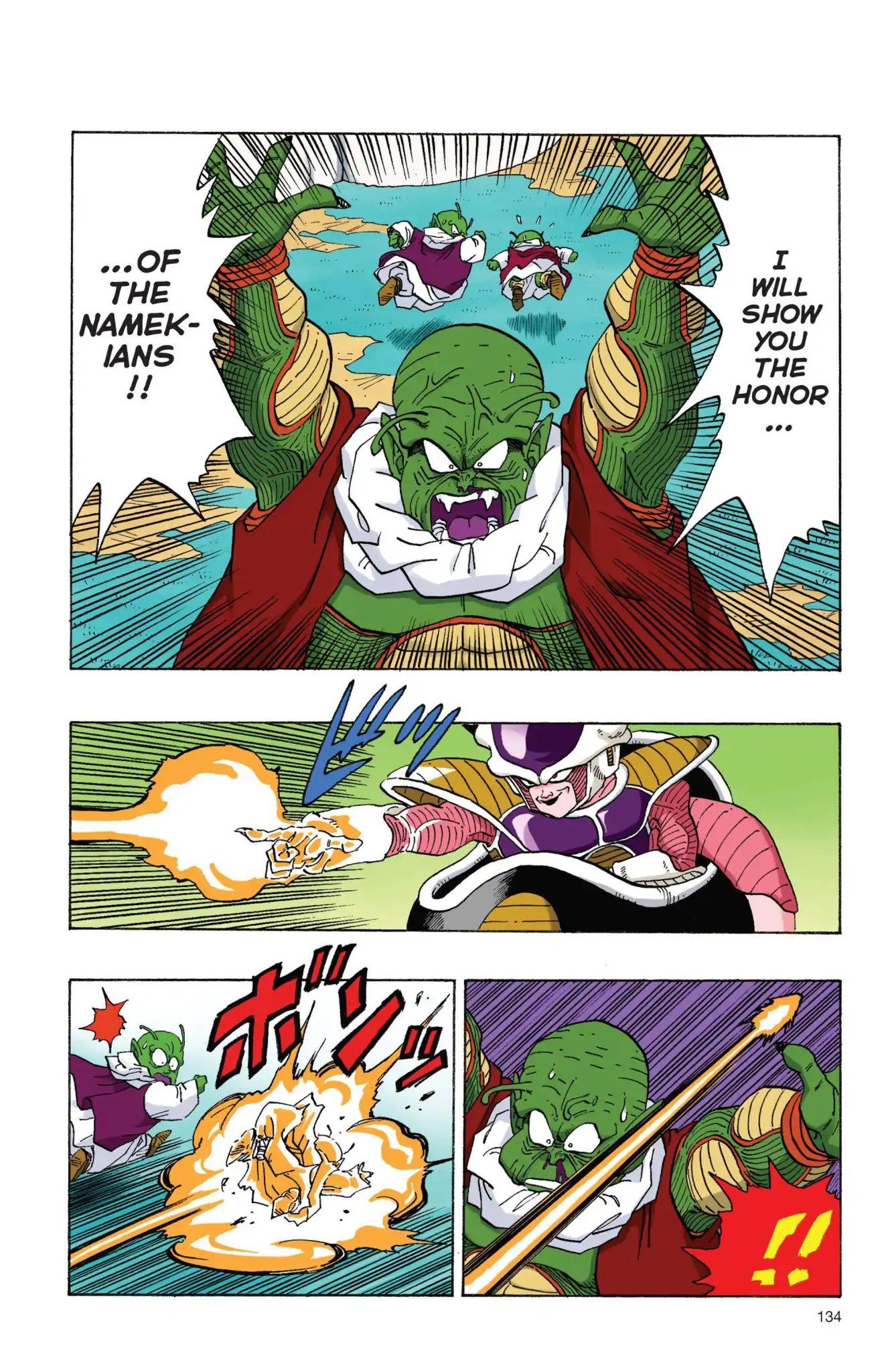 Dragon Ball Full Color Freeza Arc Chapter 10  Online Free Manga Read Image 3
