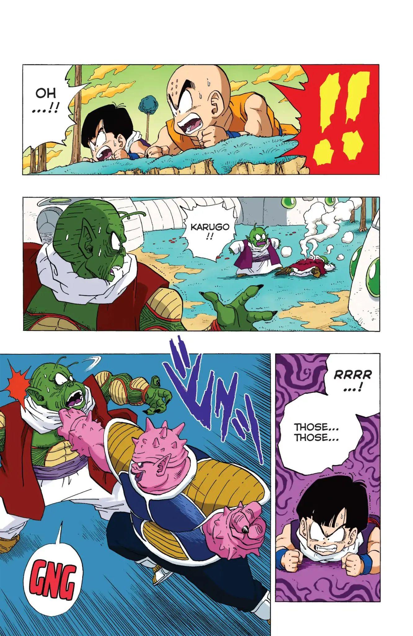 Dragon Ball Full Color Freeza Arc Chapter 10  Online Free Manga Read Image 4