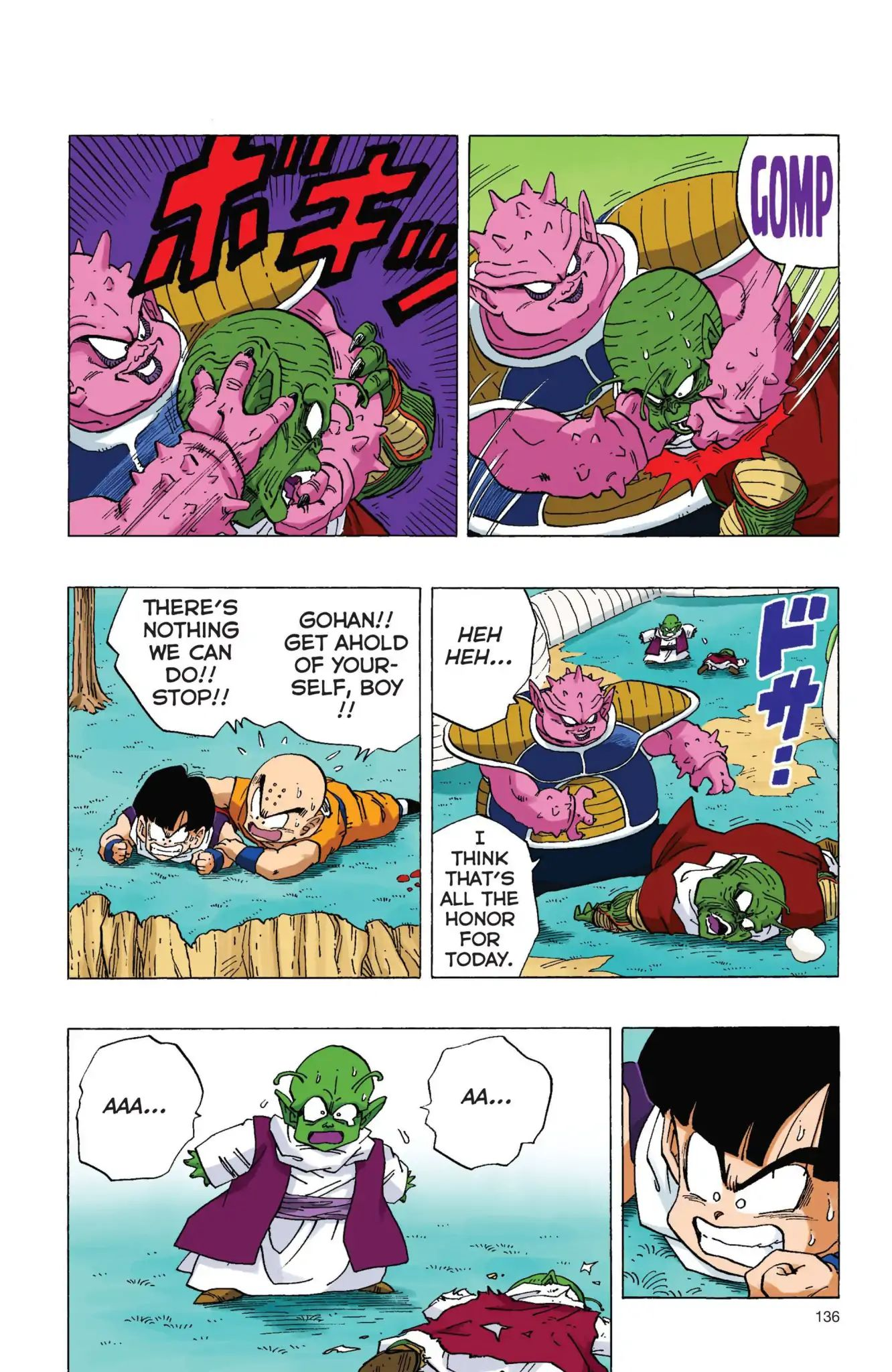 Dragon Ball Full Color Freeza Arc Chapter 10  Online Free Manga Read Image 5