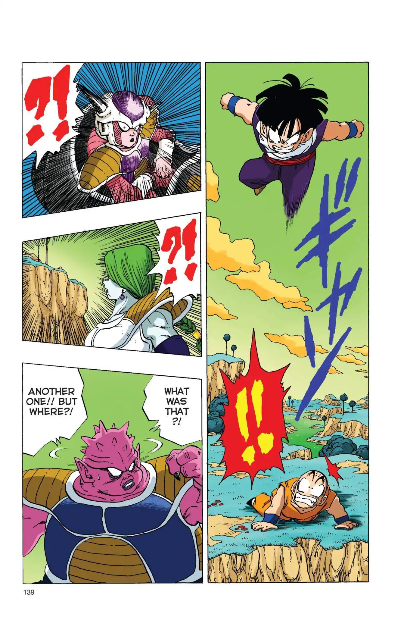 Dragon Ball Full Color Freeza Arc Chapter 10  Online Free Manga Read Image 8